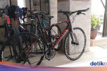 Siap-siap! Nanti Malam Ganjar Pranowo Bakal Lelang Sepeda Pertamanya