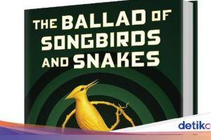 Tetap Terbit saat Corona, Prekuel Novel 'The Hunger Games' Laris Manis