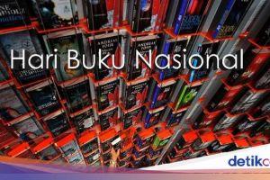 Selamat Hari Buku Nasional Trending di Twitter