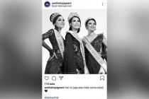 Perang Antar Fan Trio Flores Puteri Indonesia 2019 Diminta Usai