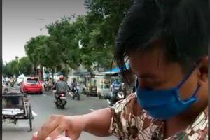 Tangkal Covid-19, Tandon Air Tim Gugus Jombang Kosong Handshoap