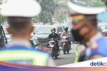 Polisi Catat 70 Ribu Pelanggar PSBB di Jakarta