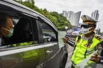Polda Metro: 20 Ribu Kendaraan Mudik Lebaran Dipaksa Putar Balik