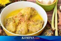 Resep Opor Ayam, Sajian Wajib untuk Hari Raya Lebaran