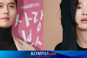 Kisah Cinta Hyun Bin dan Song Hye Kyo Ramai Diperbincangkan, Balikan?         Dibaca 15.975 kali