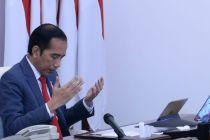 Jokowi Lebaran di Istana Bogor, Batal Pulang Kampung