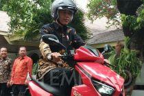 M. Nuh, Pemenang Lelang Motor Listrik Ingin Bertemu Jokowi