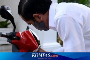 Apa Hebatnya Motor Listrik Gesits Milik Jokowi yang Dibeli Putra Hary Tanoe?