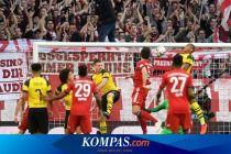 Jadwal Bundesliga Malam Ini, Dortmund Vs Bayern Muenchen