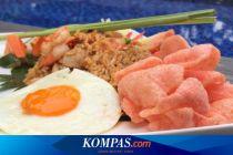 Resep Gampang Nasi Mawut Lockdown, Makanan ala Anak Kos
