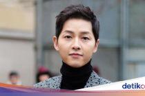 Syuting Film Baru Song Joong Ki Ditunda Tahun Depan karena Corona
