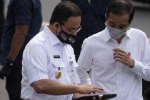 Anies Baswedan Pantau Pembatasan Orang Masuk Jakarta di Tol Japek