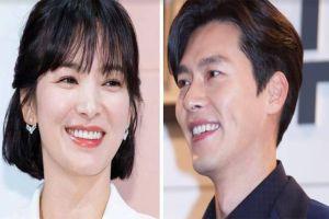 Yuk Intip! Sederet Fakta Song Hye Kyo Balikan dengan Hyun Bin