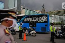 Polda Metro Jaya: Pengawasan New Normal di Jakarta Seperti PSBB