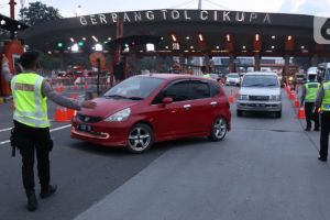 Tak Kantongi SIKM, 3.095 Kendaraan Diputar Balik Sepanjang Kamis Kemarin