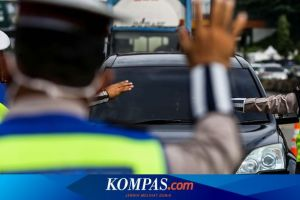 Lolos di Bogor, Travel Gelap dari Kuningan Terjaring di Depok Hendak ke Jakarta