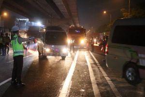 Jasa Marga: 4.599 Kendaraan Menuju Jakarta Dialihkan ke Cikampek