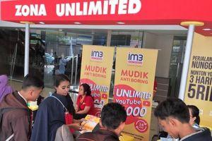 Lebaran, Trafik Layanan Data Indosat Ooredoo Naik 27 Persen