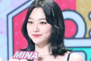 Mina Gugudan Tak Lagi Jadi MC 'Music Core'