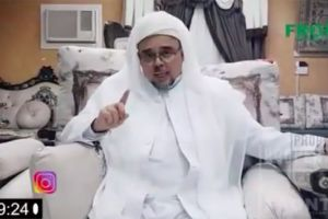 Habib Rizieq Kecam Eks Kontributor Majalah Playboy Jadi Dirut TVRI, sampai Dikaitkan dengan PKI