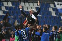 Pelatih Atalanta Merasa Gejala Virus Corona di Liga Champions