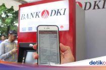 Pendapatan Pemprov Jakarta Turun, DPK Bank DKI Tergerus
