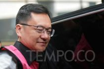 Tersangka Kasus Jiwasraya Benny Tjokro Hadapi Dakwaan Hari Ini