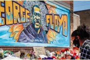 Ini sosok 4 polisi yang terlibat kasus pembunuhan George Floyd