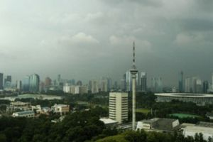 BMKG Prediksi 3 Wilayah di DKI Jakarta Hujan Ringan