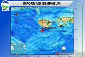 Gempa Lagi di Maluku, BMKG: Sesar Lokal, Ambon Ikut Bergoyang