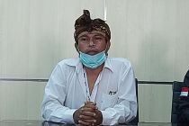 Polisi Usut Video Viral Taufik Monyong, Seniman yang Tantang Hirup Covid-19
