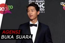 Song Joong Ki Dikabarkan Pacaran dengan Pengacara