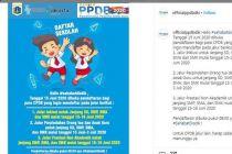3 Jalur Pendaftaran PPDB Online Jakarta Dibuka Mulai Hari Ini
