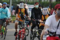 Pengguna Sepeda di Jakarta Meningkat Selama PSBB Transisi
