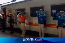 Naik Kereta Api Jarak Jauh dari Jakarta di Era New Normal? Simak Lengkapnya di Live Instagram Kompas.com