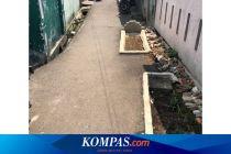 Viral Foto Sejumlah Makam di Pinggir Jalan Gang di Jaktim, Ini Penjelasan Lurah