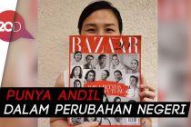 Mantap! Veronica Tan Masuk 20 Tokoh Berpengaruh di Indonesia