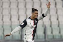 Bocoran Posisi Ronaldo di Final Coppa Italia: Bukan Striker