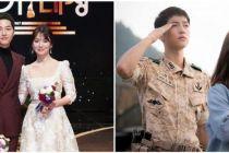Baru terekspos, 6 potret Song Hye-kyo dan Song Joong-ki saat berkencan