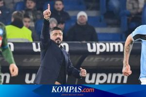 "Final Coppa Italia 2020, ""Psywar"" Saling Puji Pelatih Napoli-Juventus"