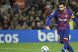 Daftar Top Skor Liga Spanyol: Messi Tinggalkan Benzema