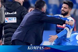 Final Coppa Italia Napoli Vs Juventus, Gattuso Puji Mental Pemain Lawan