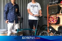 """Kreuz, Sepeda Brompton """"Made in Bandung"""" yang Laris Manis                 Dibaca 45.728 kali"""