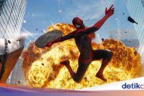 Sinopsis The Amazing Spider-Man 2 di Bioskop Trans TV Minggu Malam