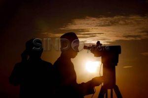 BMKG: Buat yang Jomblo, Hari Ini Akan Terjadi Gerhana Matahari Cincin