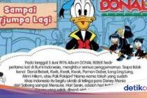 Komik Album Donal Bebek Berhenti Terbit, 4 Hal Menarik yang Buat Terkenang