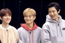 Lucunya Chanyeol EXO #CandyChallenge Bareng Baekhyun, Suara Tawa Diduga Chen