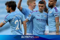 Klasemen Liga Inggris Usai Man City Vs Burnley, 4 Besar Statis