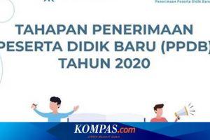 Calon Murid SMA yang Tak Diterima pada Tahap I PPDB Jabar Bisa Daftar ke Jalur Zonasi