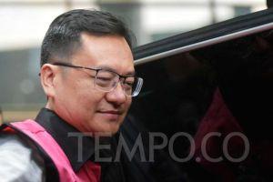 Sidang Jiwasraya, Hakim Tolak Eksepsi Benny Tjokro